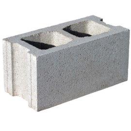 Стеновой щебнево-бетонный блок ЩБ-190